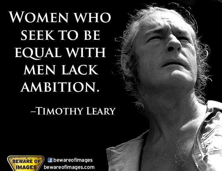 Interview of Timothy Leary