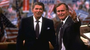 George Bush Former Head of the CIA ends up being Vice President then President along with his son... Coincidence????